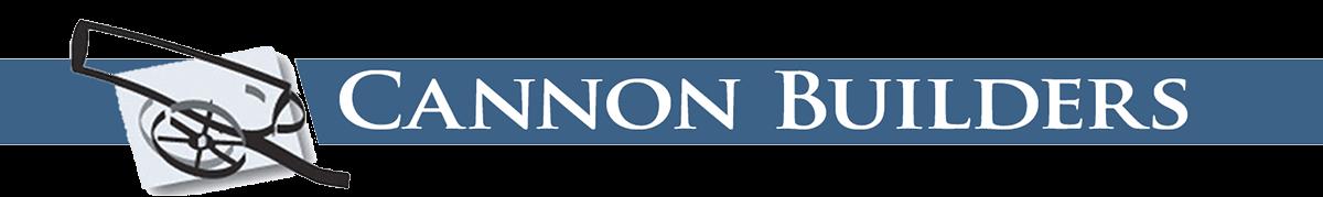 Cannon Builders logo